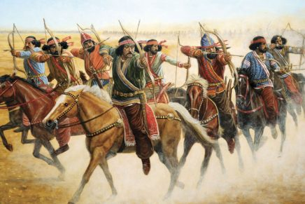 What Ancient Battle Would You Like To Witness?