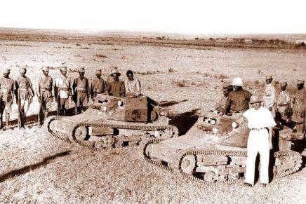 Haile Selassie's Mongrel Foreign Legion