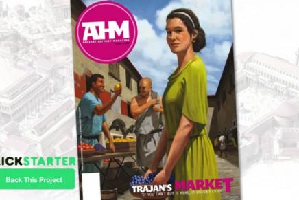Ancient History Magazine Kickstarter