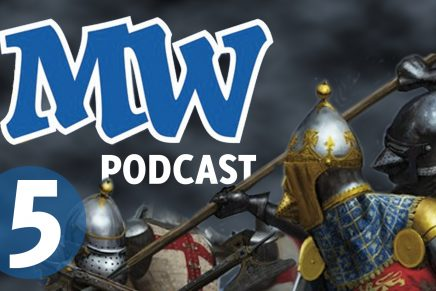 MW05 – What's New in the Crusades?